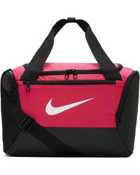 Nike Trainingstasche Brasilia XS - Pink