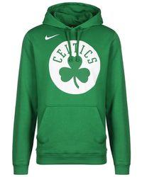 """Nike - Hoodie """"Boston Celtics"""" - Lyst"""