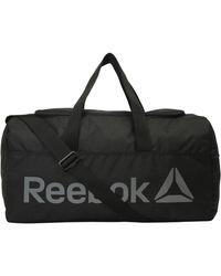 Reebok Sporttasche - Schwarz