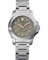 """Victorinox Uhr I.N.O.X. """"241739-A"""" - Mettallic"""