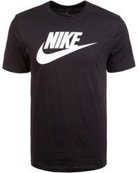 "Nike T-Shirt ""Icon Futura"" - Weiß"