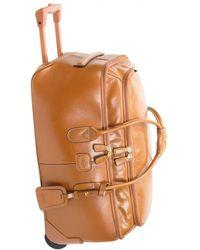 Bric's Life Pelle Rollenreisetasche 55 cm - Mehrfarbig