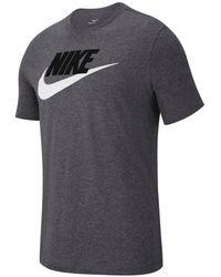 Nike - Icon Futura T-Shirt - Lyst