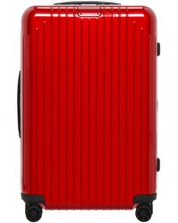 Rimowa 4-RollenTrolley Cabin S - Rot