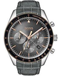 BOSS by Hugo Boss - Montre Homme Trophy - Lyst