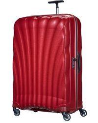 Samsonite Valise rigide Cosmolite Spinner 4R 86 cm - Rouge