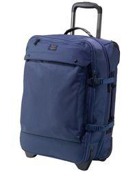 Jump Valise souple cabine extensible 2R 50 cm - Bleu