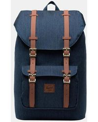 Herschel Supply Co. Sac à dos Little America Mid - Bleu