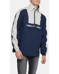 Tommy Hilfiger Payson Z-Thru L//S VF T-Shirt /À Manches Longues Homme