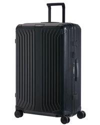 Samsonite Valise rigide Lite-Box Alu 4R 76 cm - Noir