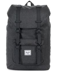 Herschel Supply Co. Sac à dos Little America Mid - Noir