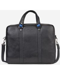 Arthur Et Aston - Sac porte-documents cuir - Lyst