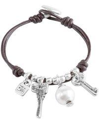 Uno De 50 - Bracelet Man Ojito - Lyst