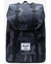 Herschel Supply Co. Sac à dos Retreat Camouflage - Bleu