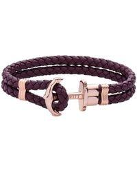 PAUL HEWITT Bracelet Femme Phrep - Violet