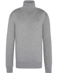 Schott Nyc - PULL COL ROULE - Lyst