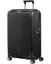 Samsonite Valise rigide Spinner Lite Box 4R 69 cm - Noir