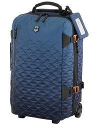 Victorinox Valise cabine souple Touring 2R 55cm - Bleu