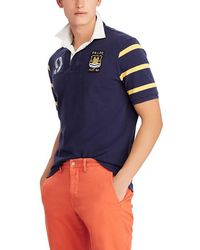 Polo Ralph Lauren - Polo patch 9 Rugby Classic fit - Lyst