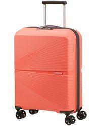American Tourister Valise rigide cabine TSA R4 55 cm - Orange