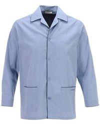Mariner Pyjama uni - Bleu