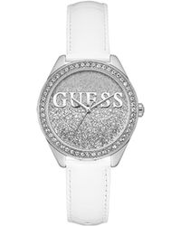 Guess Montre Femme Ladies Jewelry - Blanc