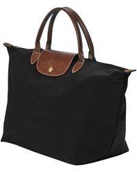 Longchamp Sac porté main Le Pliage - Noir