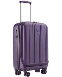 Hedgren Valise rigide cabine Transit 4R 55 cm - Violet