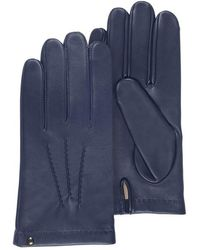 Isotoner - Gants cuir homme - Lyst