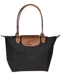 Longchamp Sac shopping S Le Pliage - Noir