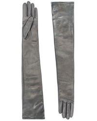 Agnelle Gant Long Glamour - Noir