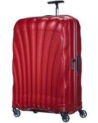 Samsonite Valise rigide Spinner Cosmolite 3.0 4R 81 cm - Rouge