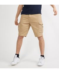 Quiksilver - Short cargo tapered fit - Lyst