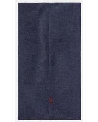 Polo Ralph Lauren - Écharpe côtelée laine - Lyst