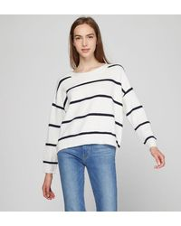 Suncoo - Marinière pull Prego manches longues - Lyst