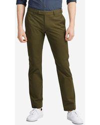 Polo Ralph Lauren Pantalon slim chino - Vert