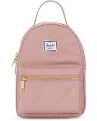 Herschel Supply Co. Mini sac à dos Nova Mini - Rose