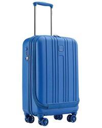 Hedgren Valise rigide cabine Transit 4R 55 cm - Bleu