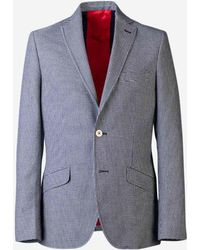 El Ganso - Veste de costume imprimé géométrique - Lyst