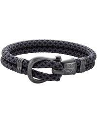 PAUL HEWITT Bracelet Homme Phinity Shackle - Gris