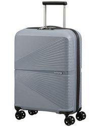American Tourister Valise rigide cabine TSA R4 55 cm - Gris