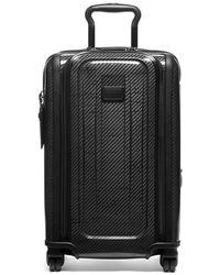 Tumi Valise rigide cabine extensible 4R 37,5 cm - Noir