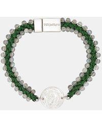Hipanema Bracelet Conquistador - Vert