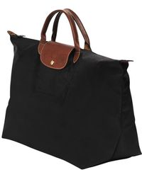 Longchamp Sac de voyage L Le Pliage - Noir