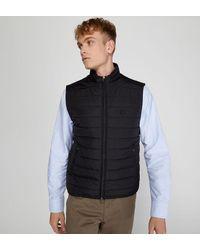acheter populaire 6d8a0 9ee7d Core LW Packable Down Vest Manches Homme de coloris noir