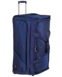 Delsey Valise souple New Destination 2R 73 cm - Bleu