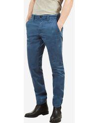 Timberland Pantalon chino droit - Bleu