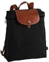Longchamp Sac à dos Le Pliage - Noir