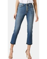7 For All Mankind - Jean slim 7/8 The Straight - Lyst