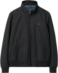f00f928067 Men's GANT Jackets Online Sale - Lyst